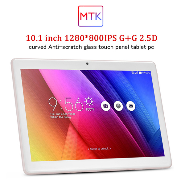 10 인치 MTK8168 CPU Android 10.0 OS Wifi 태블릿 PC
