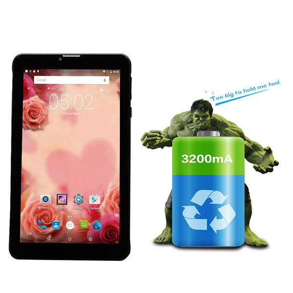 7 인치 MTK8321 CPU Android 3G 태블릿 PC