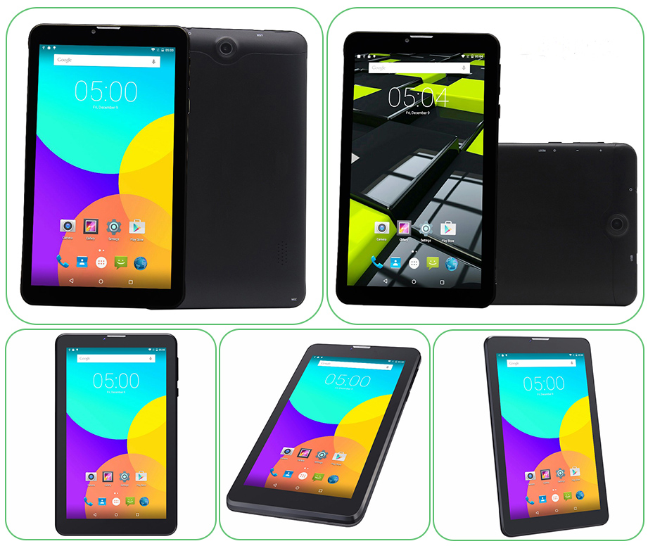 7 Inch SC7731E CPU Android 3G Tablet PC