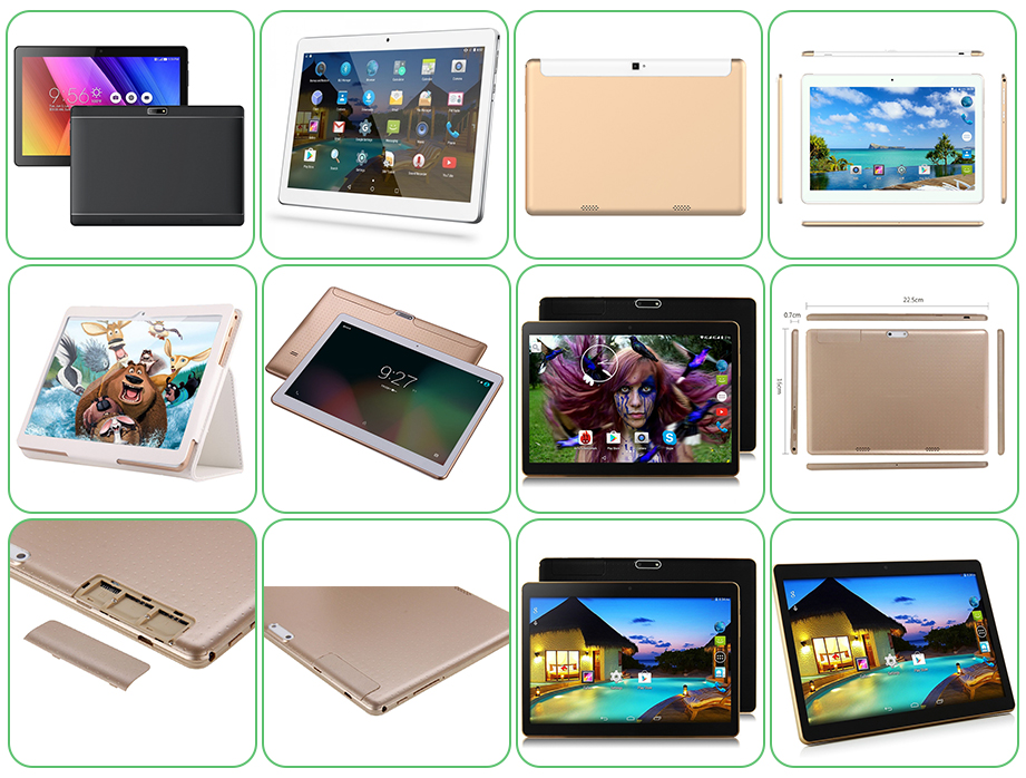 10.1 Inch SC9832 PUZ Android 4G LTE Tablet PC