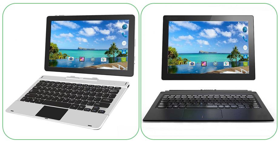 10.1 Inch 3G Android 2 In 1 Tablet PC
