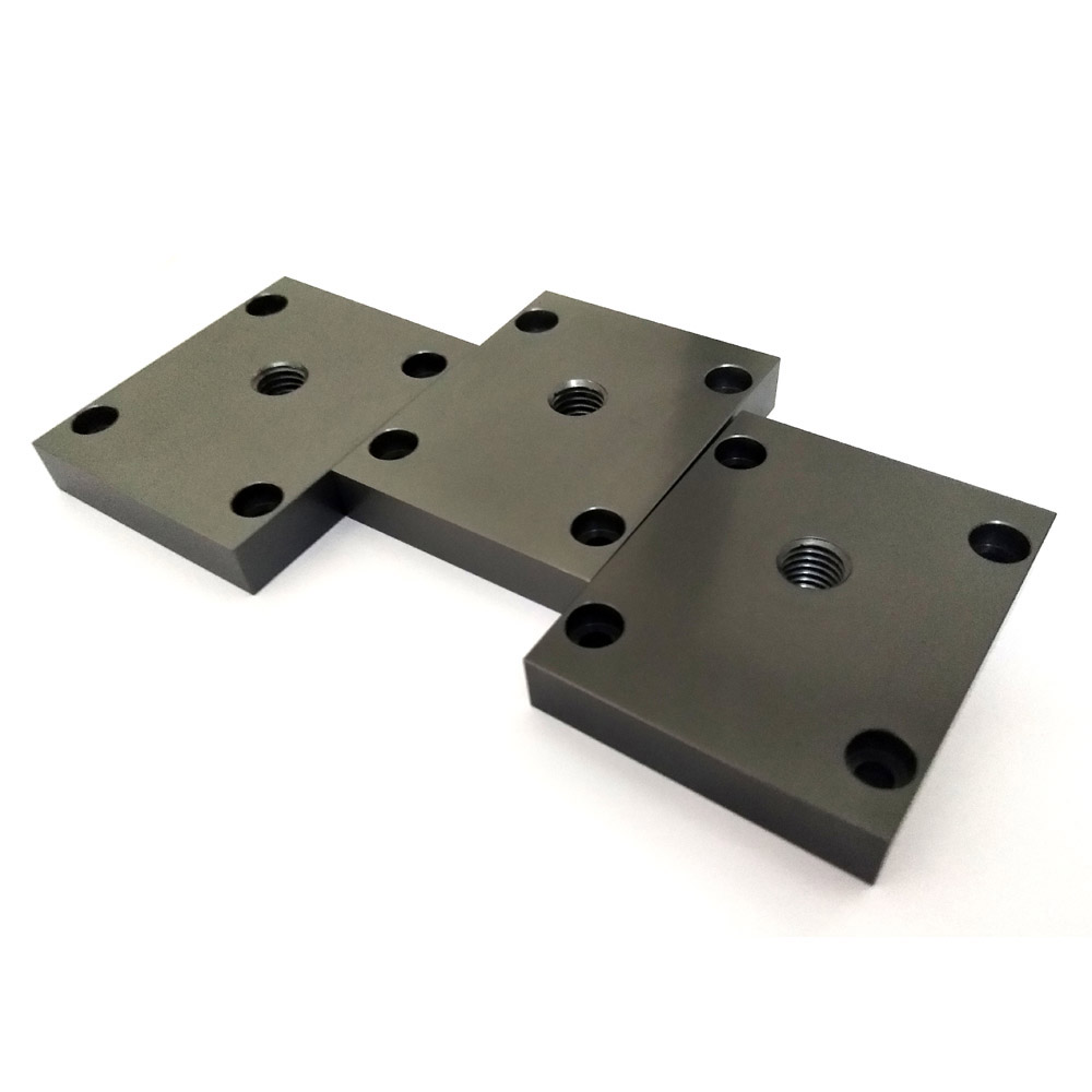Aluminum Diving Supplies Mounting Plates