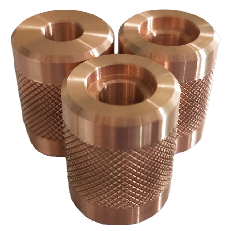 Bolts Knuckle Kuningan Bagian Nguripake CNC