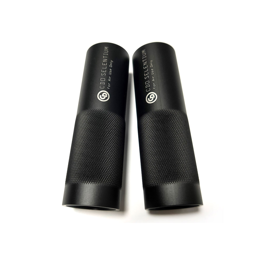 Microphone Tube Body Shell Case