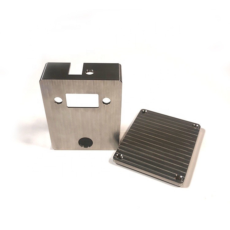 Stainless Steel Milling Parts