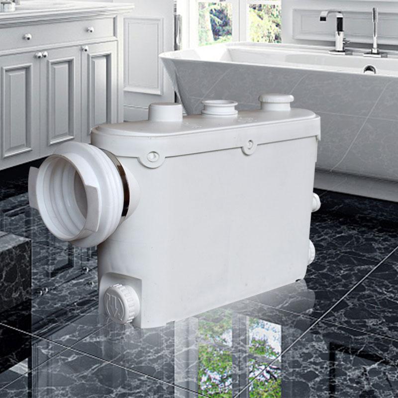 IPX4 Macerator Water Sanitary Pump