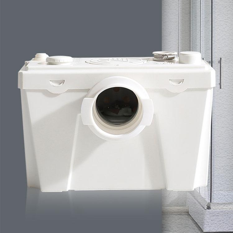 500W maceruojantis siurblys tualetui