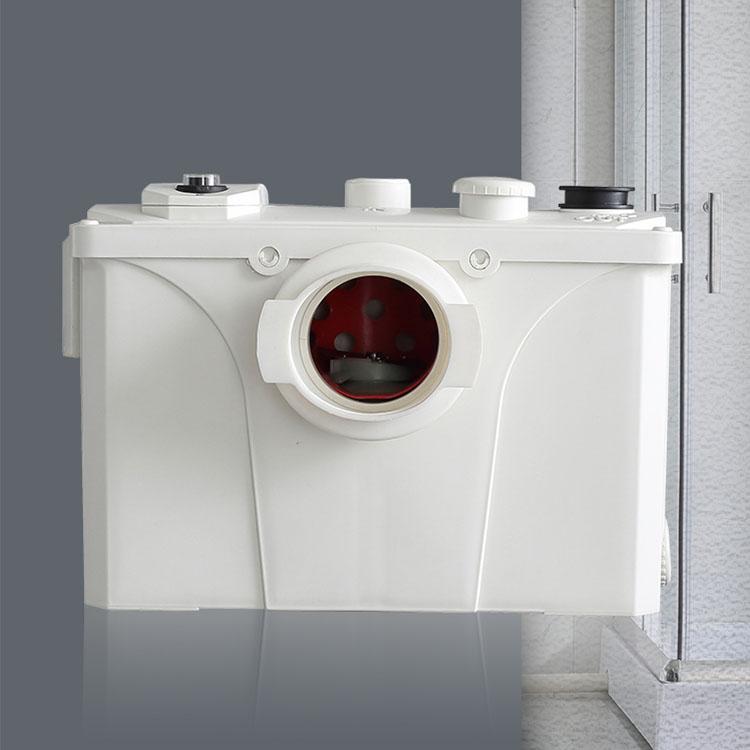 700 W matavimo siurblys tualetui