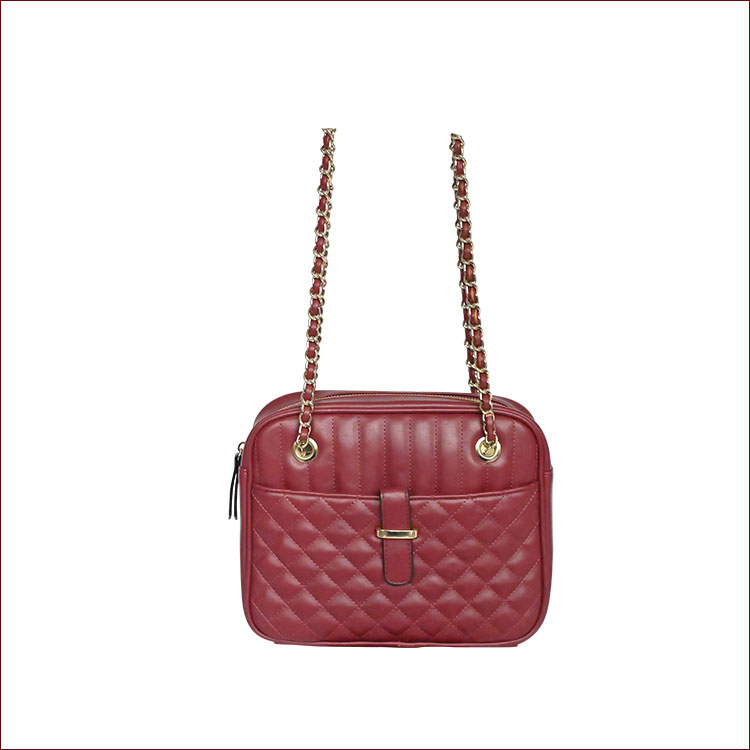 Quilted Boxy Cross Body