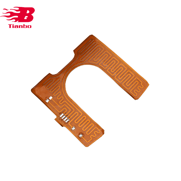 24v Flexible Polyimide Electric Thin Film Heaters