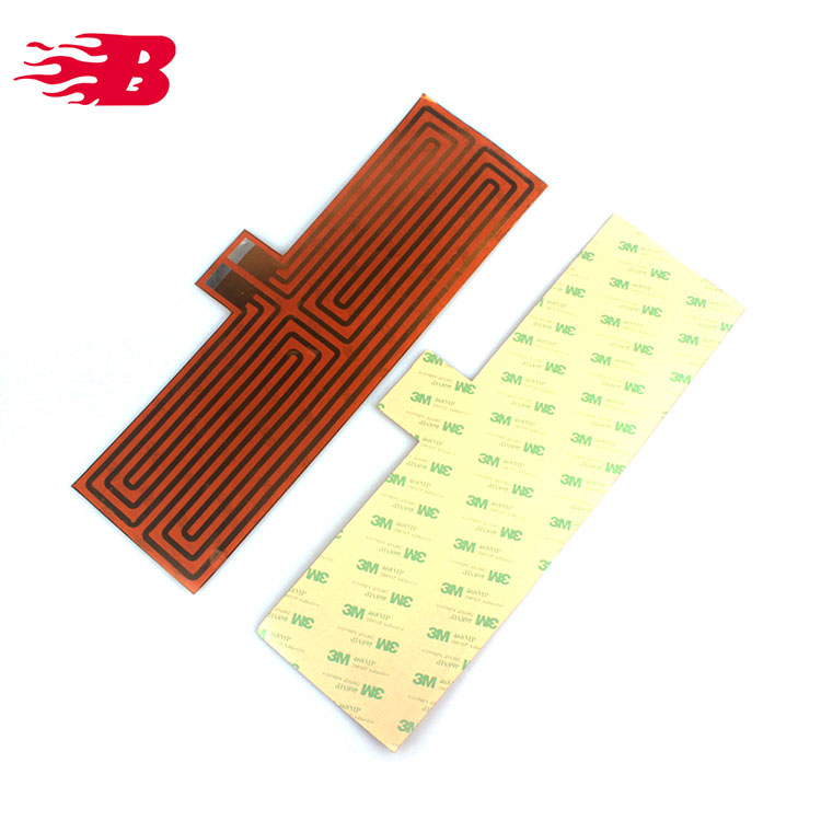 300*300mm 3D Printer Low Price Polyimide Film Heater
