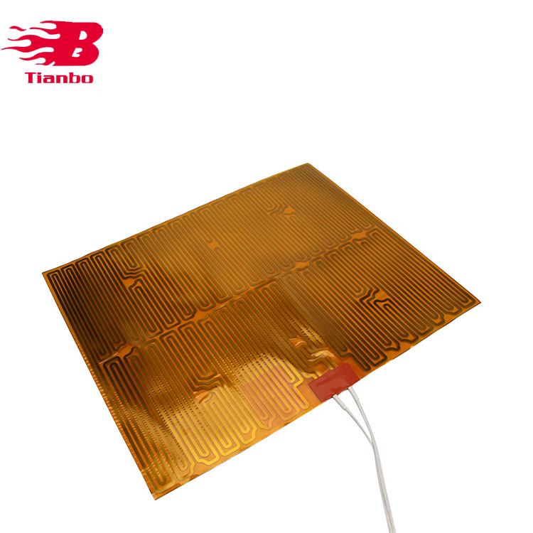 Electrical Polyimide Thin Film Flexible Infrared Heater