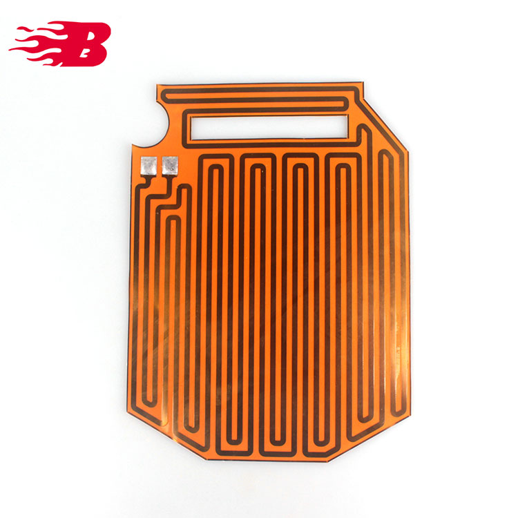 Customed Flexible Polymide Kapton Film Foil Heater