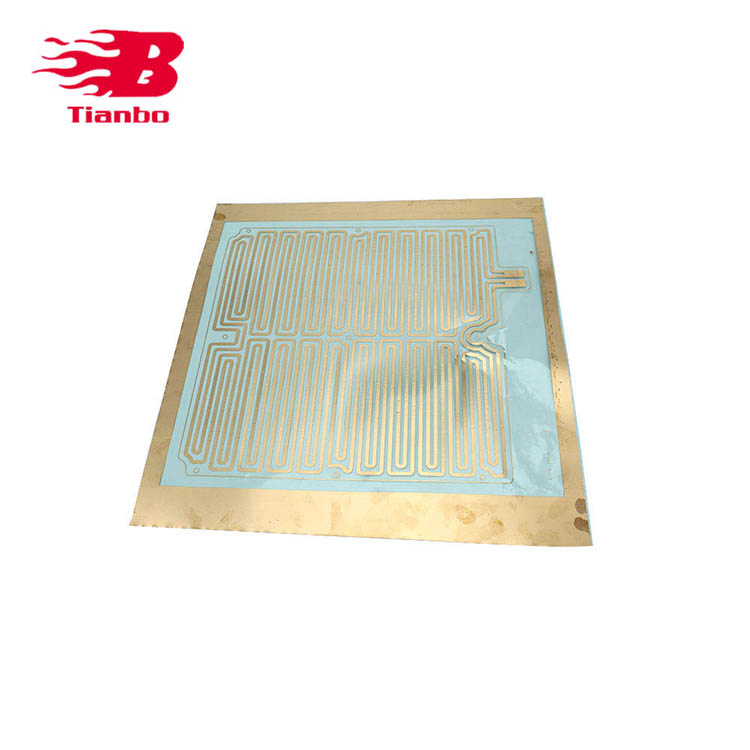 Customized Polyimide Film Heating Element