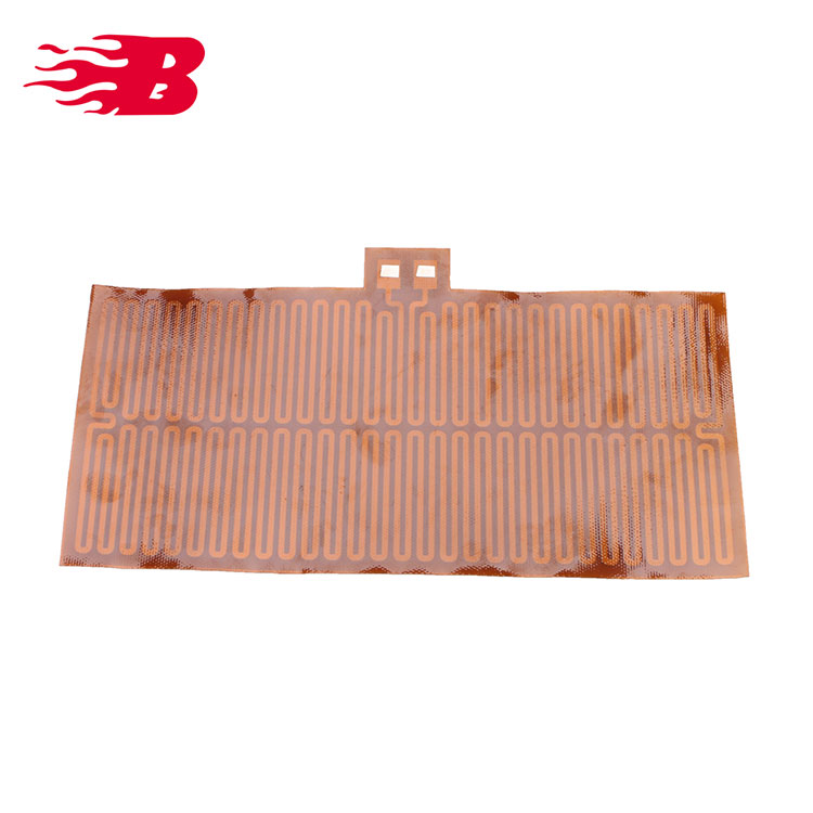 Electric Polyimide Flat Heating Band