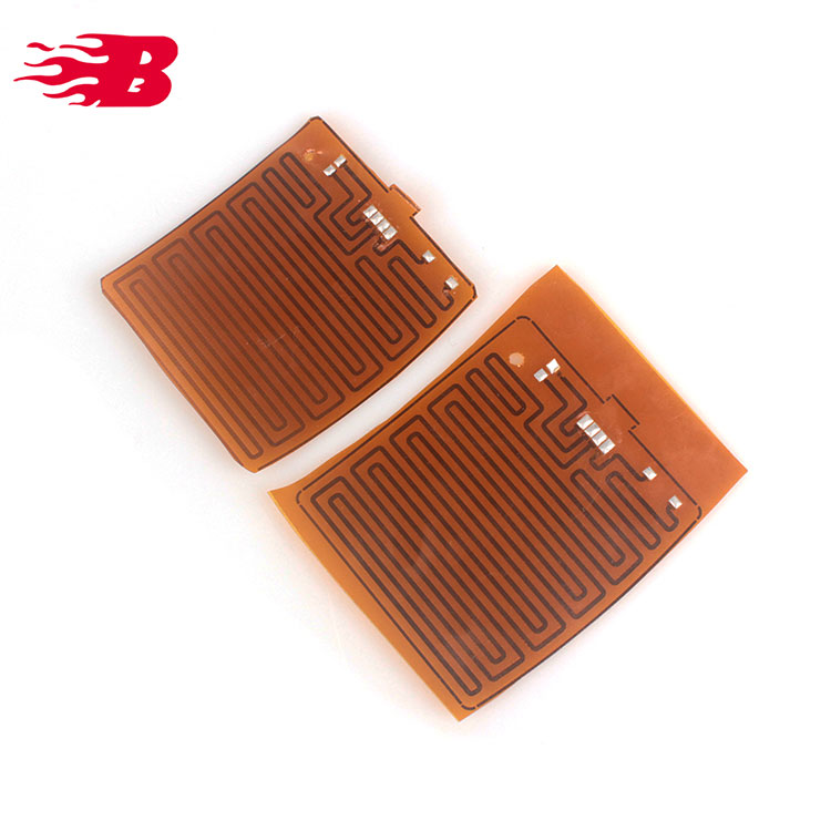 Chemical Resistance Kapton Polyimide Heaters