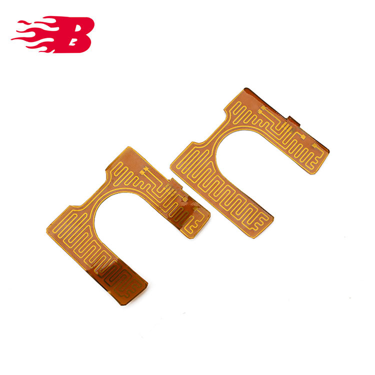 Flexible Heater Band For Medical Analyzer