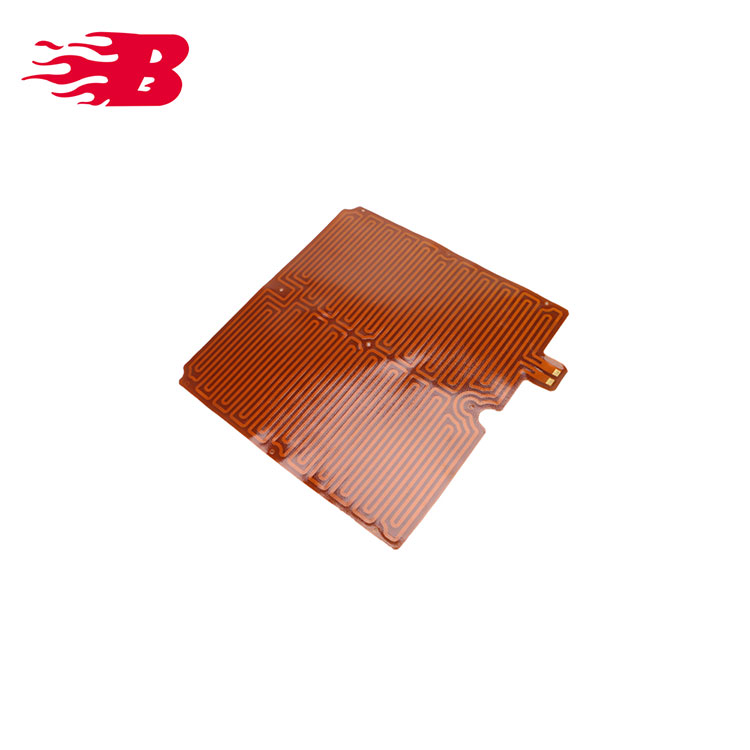 High Temperature Polyimide Heater Film