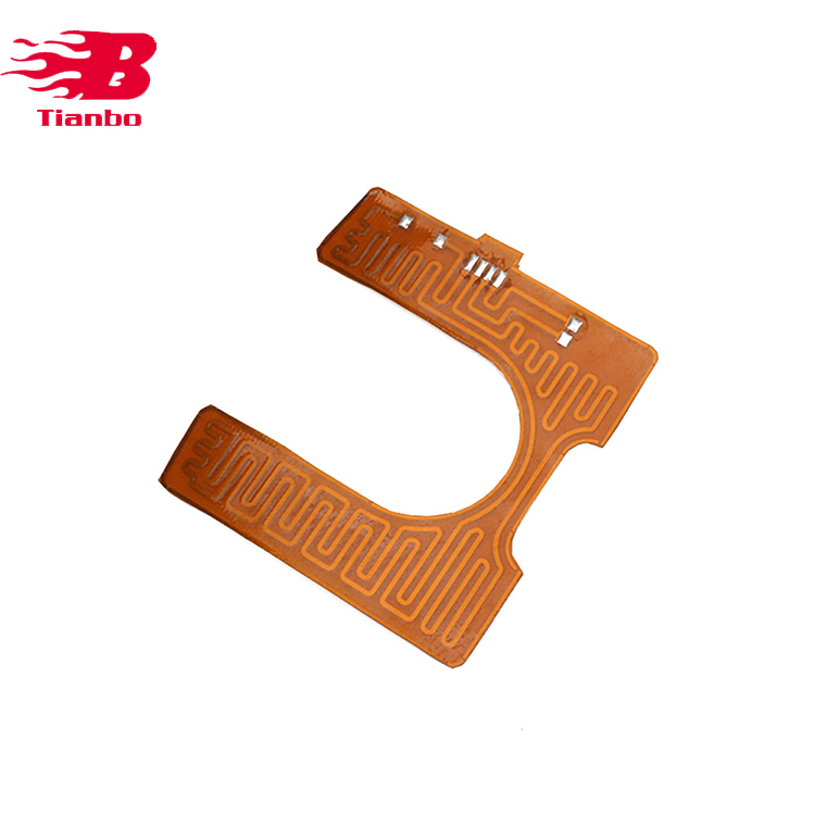 Insulation Thin Polyimide Film Flexible Heater