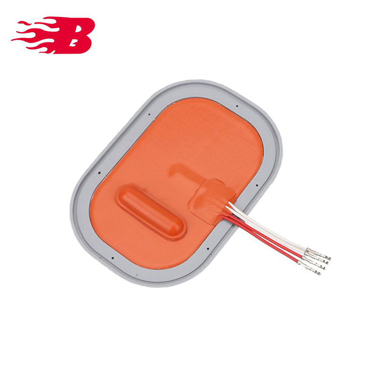 Medical silicone Rubber Heater BlanketS