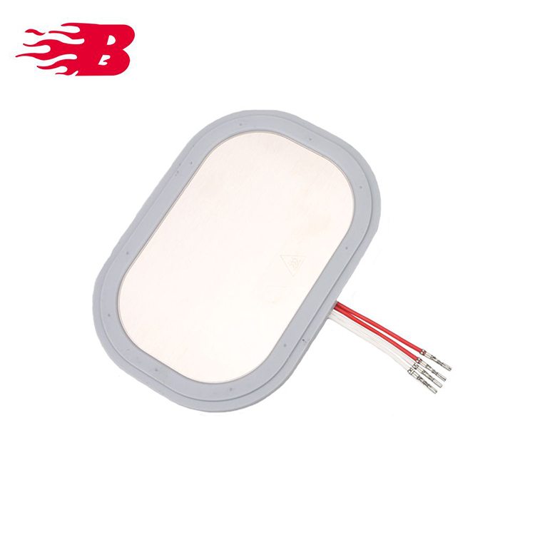 Medicine Silicone Heater for Ventilator