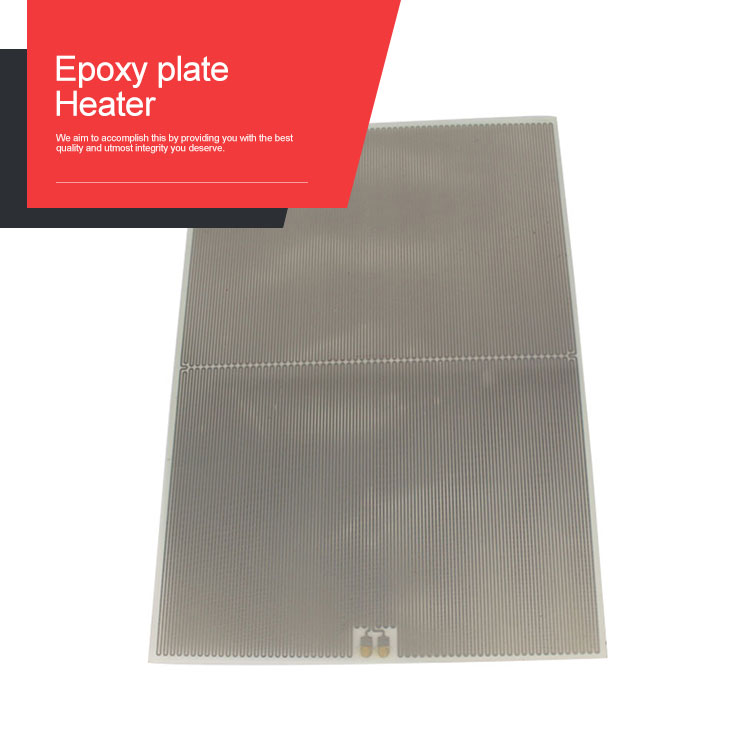 New Energy Battery Pack Epoxy Resin Heating Plate