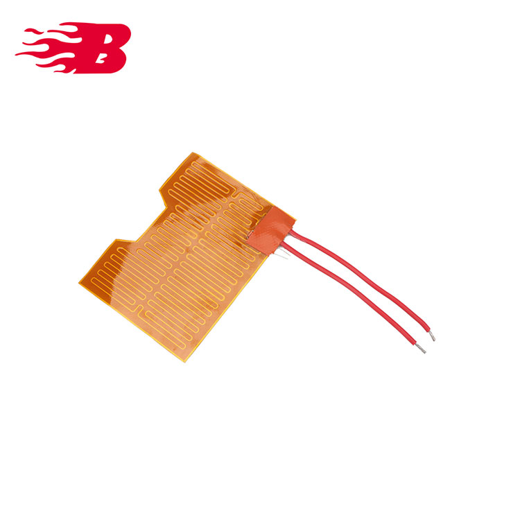 Polyimide Film Thin Foil Heater