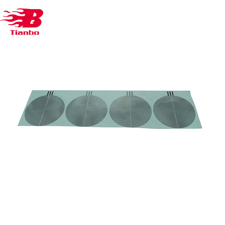 Silicone Cup Heating Element For Civil Use