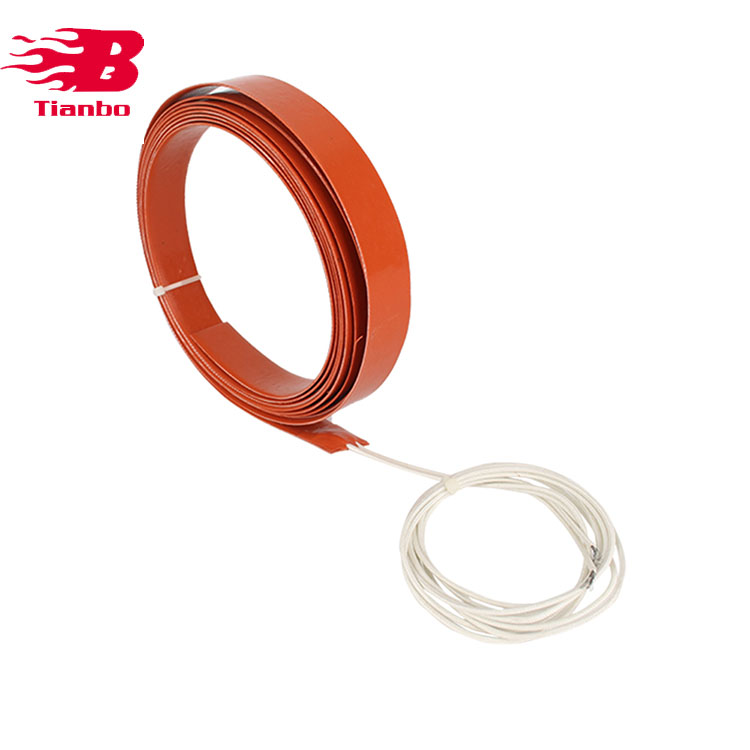 Silicone Heater For Pipeline