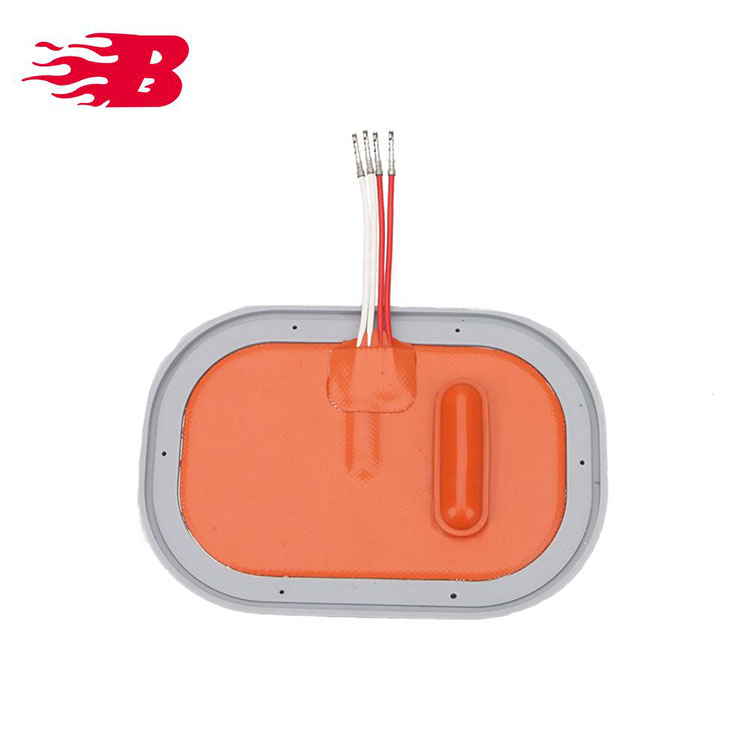 Silicone Rubber Heater Of Breathing Machine