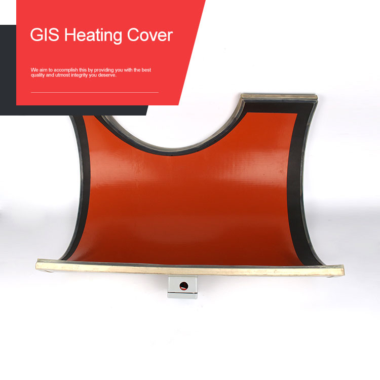 Silicone Rubber Heating Insulating Sleeve For GIS Circuit Breakers