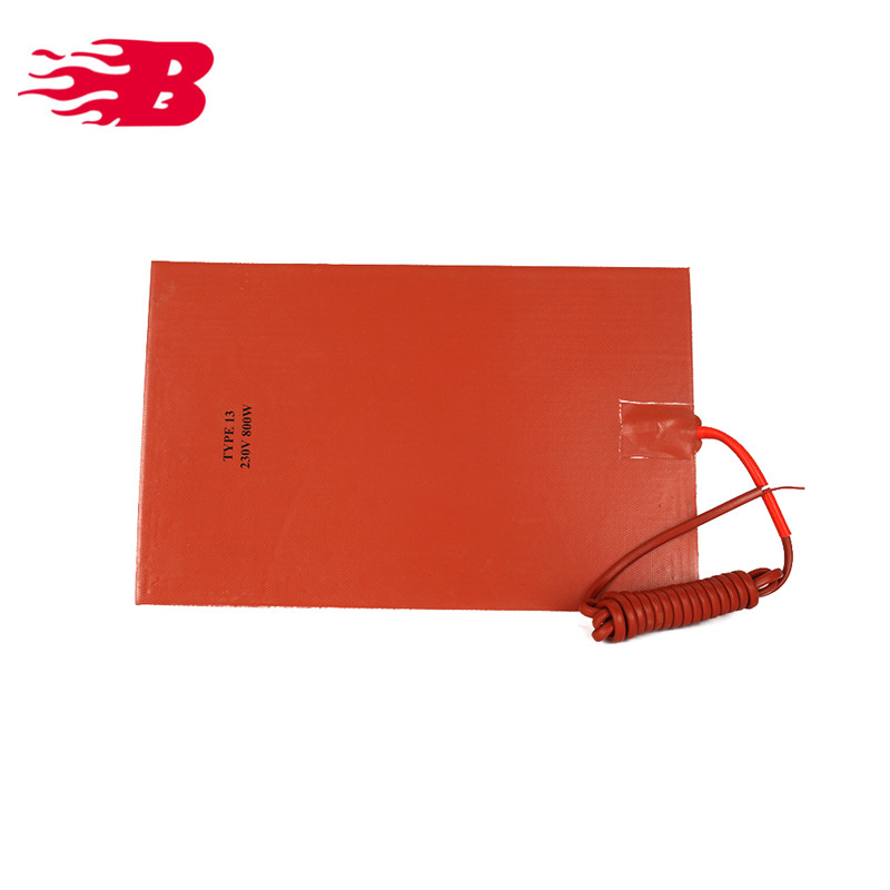 Silicone Rubber Heating Plate Manufacturer