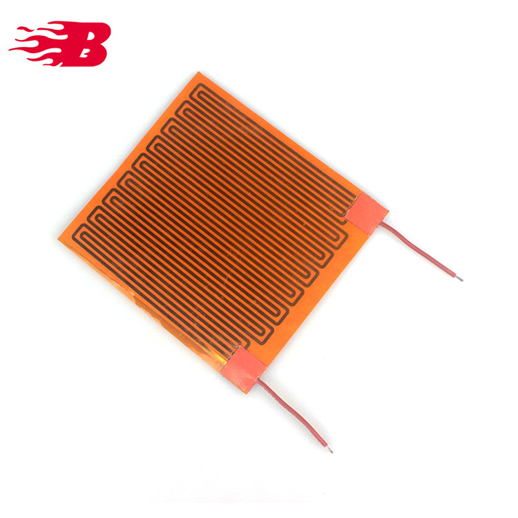 Kapton Polyimide Heaters For Injection Molding Machine