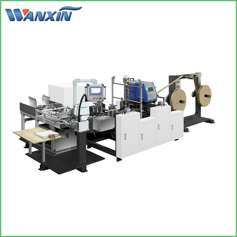 Automatic Paper Bag Handle Sealing Machine