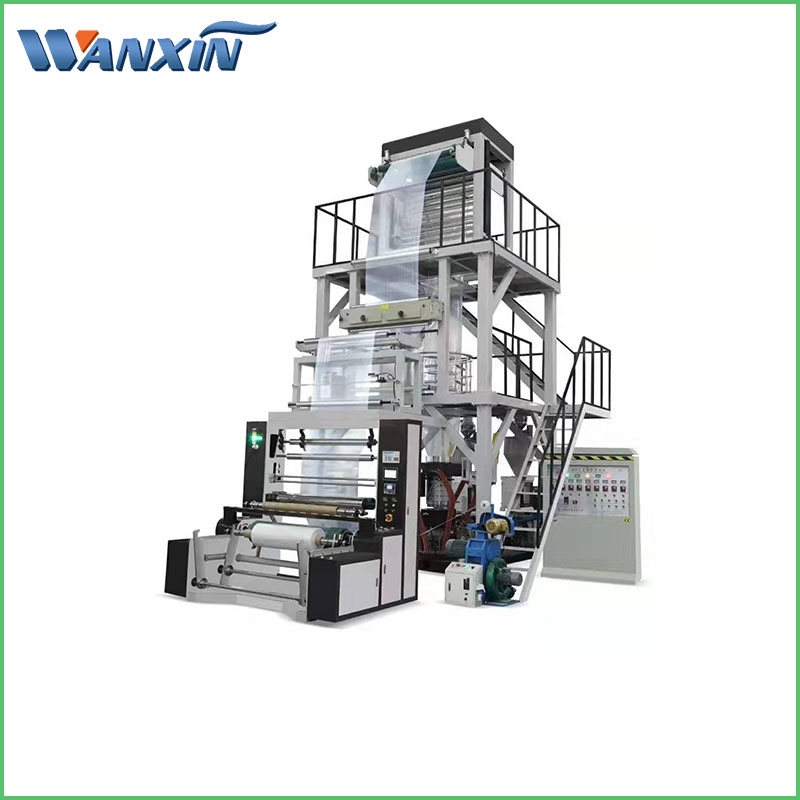 Co-Extrusion PE Film Blowing Machine