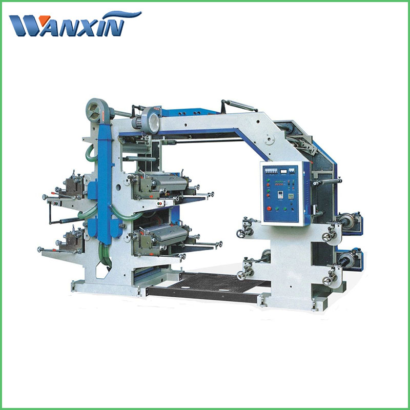 Normal Speed Flexo Printing Machine