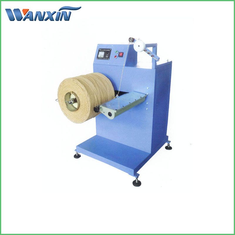 Paper Bag Handle Rope Rewinding Machine