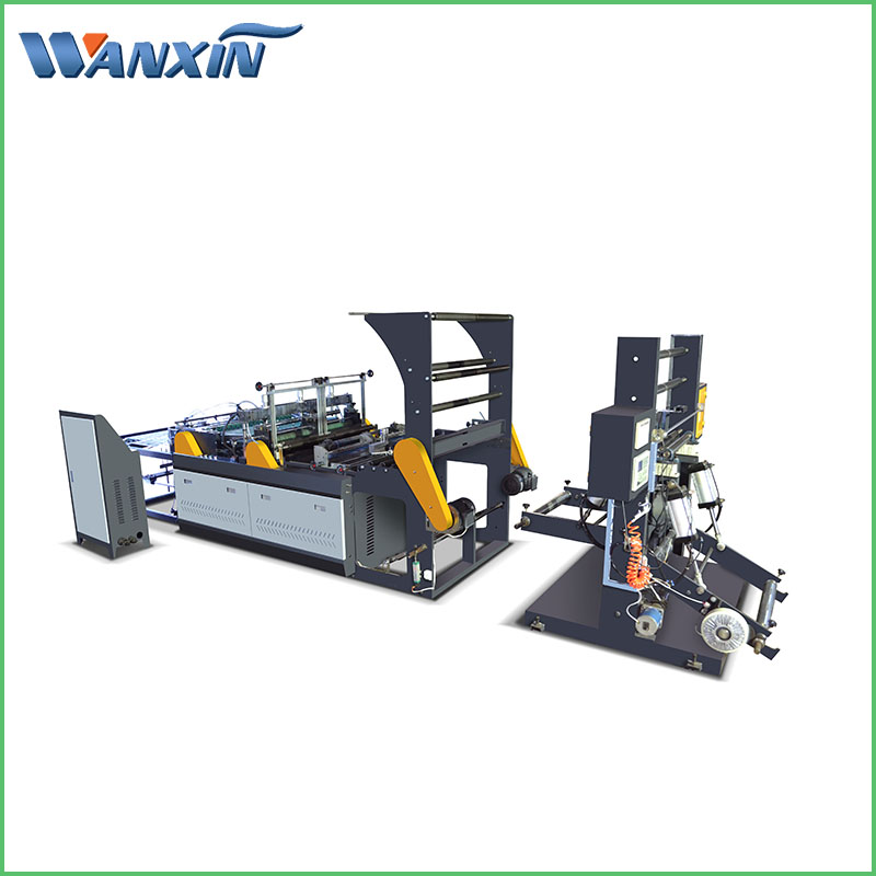 Side forseglingspose Making Machine