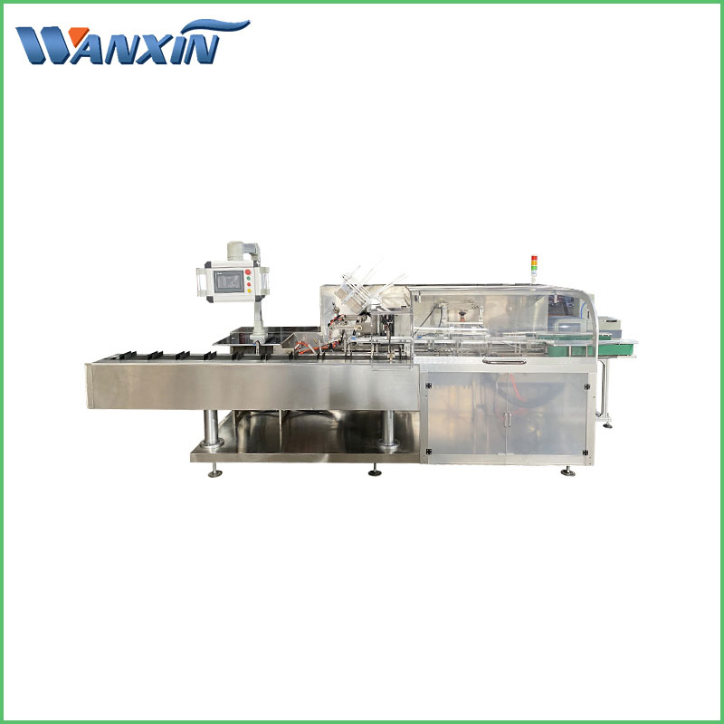 STZ Horizontal Automatic Cartoning Machine