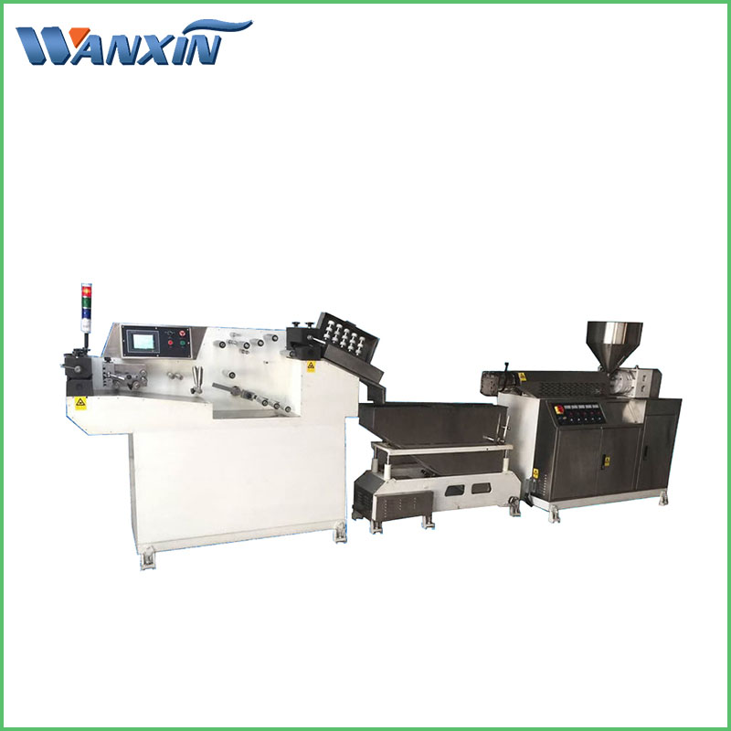 Zipper Strip Making Machine