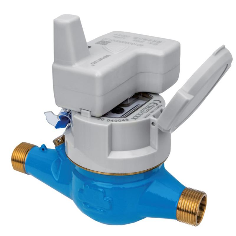 Multi Jet Dry Wasserzähler mit induktiv vorgerüstet