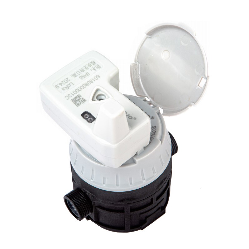 Volumetric Water Meter With Inductive Pre-equipped