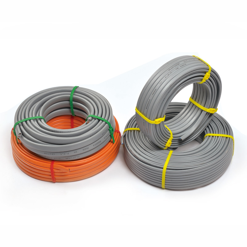 Multiple Core Pvc Insulate Flat Cable