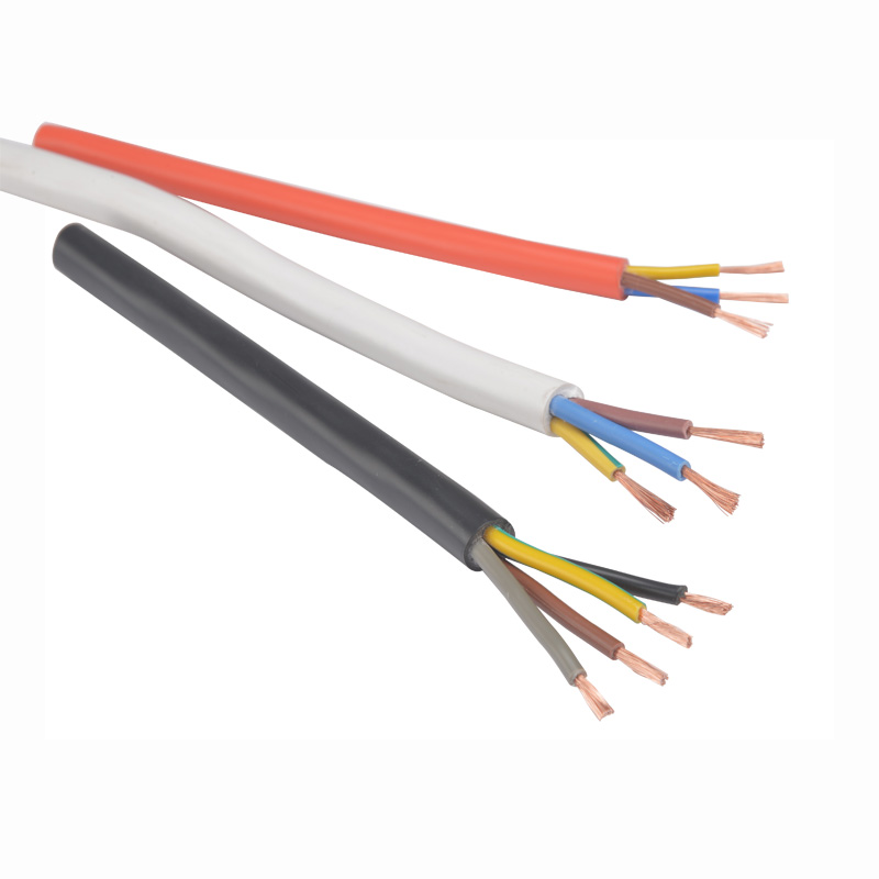 Multiple Core Pvc Insulate Flexible Cable