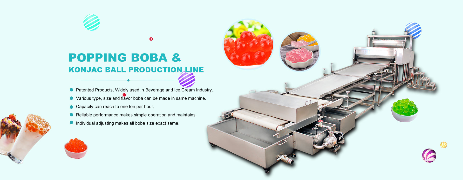 Boba Machines Manufacturers