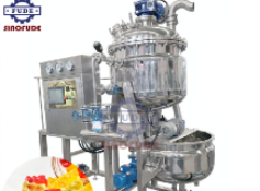 Application of Vacuum Batch Type Cooker
