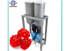 Hulunbuir vitamin soft candy automatic production line manufacturer