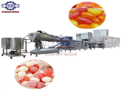 Do you know the characteristics of the candy packaging machine?