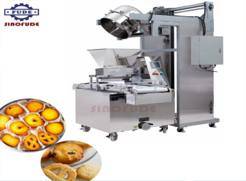 Biscuit automated production line improves quality and expands production capacity