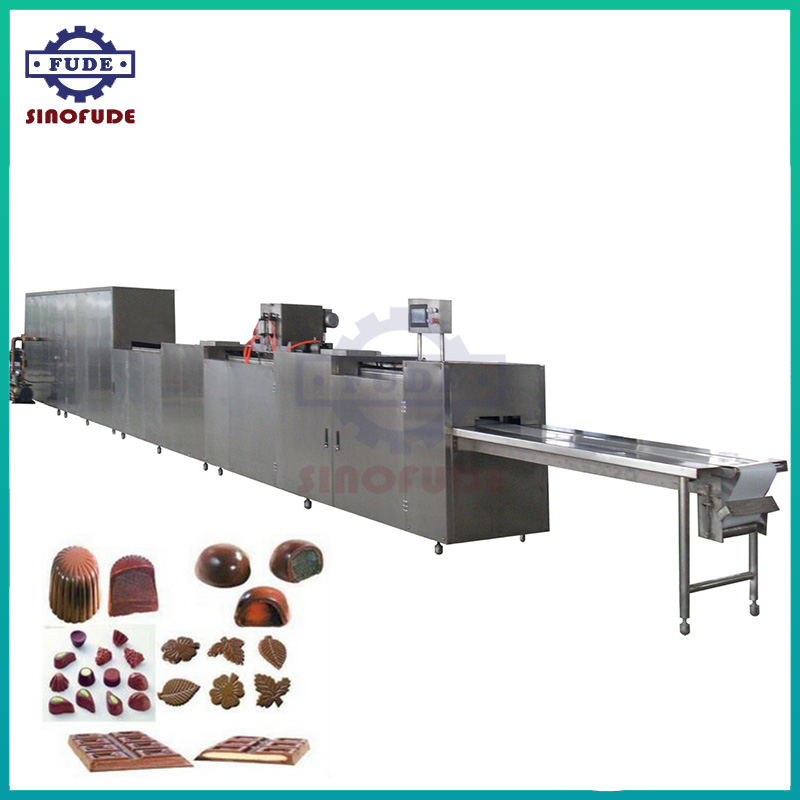 Automatic Chocolate Moulding Line